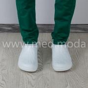 Медичні сабо Vitaliya (Україна), чоловічі, білі