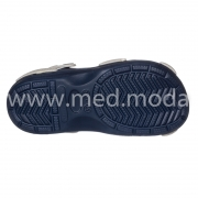 Медичні сабо Jose Amorales (Україна), синьо-сірі