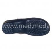Медичні сабо Jose Amorales (Україна), синьо-бежеві, жіночі