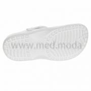Медичні сабо Sanlin (Україна), білі, чоловічі