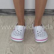 Медичні сабо Dago (Україна), жіночі, білi