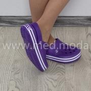 Медичні сабо Dago (Україна), жіночі, фіолетові