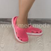 Медичні сабо Coqui (Чехія), жіночі, рожеві
