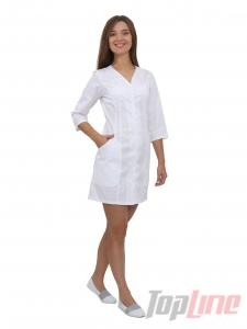 Медичний халат (Україна), жіночий