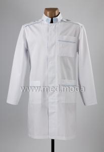 Медичний халат (Україна), чоловічий